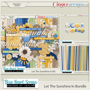 Let The Sunshine In Bundle