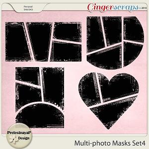 Multi-photo Masks Set4