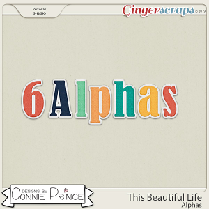 This Beautiful Life - Alpha Pack AddOn by Connie Prince