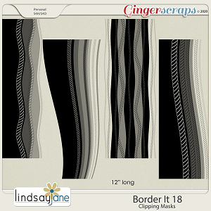 Border It 18 by Lindsay Jane