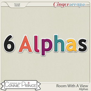 Room With A View - Alpha Pack AddOn by Connie Prince