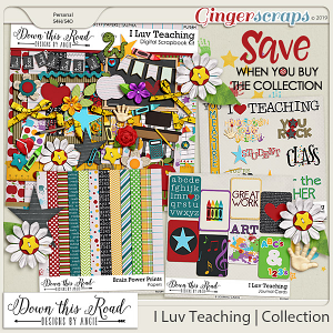 I Luv Teaching | Collection