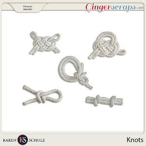 Knots by Karen Schulz