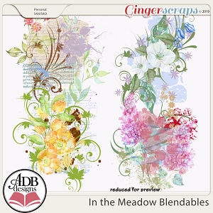 In the Meadow Blendables by ADB Designs