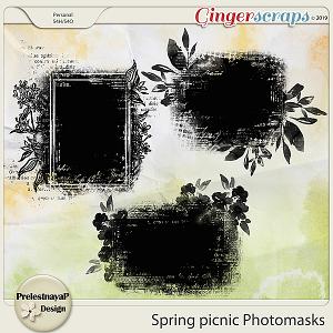 Spring picnic Photomasks