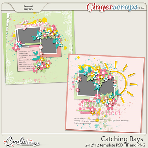 Catching Rays-Templates
