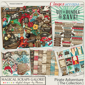 Pirate Adventure (collection)