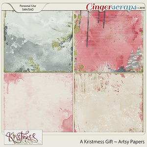 A Kristmess Gift Artsy Papers
