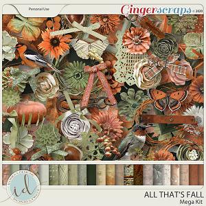 All That's Falll Mega Kit by Ilonka's Designs