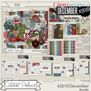 #2019 December - Bundle Collection by Connie Prince