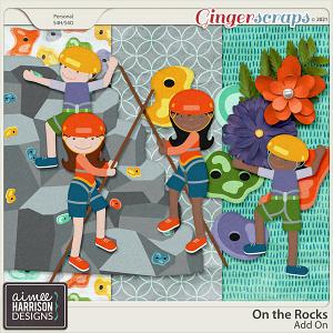 On the Rocks Add On by Aimee Harrison