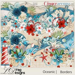 Oceanic: Borders by LDragDesigns