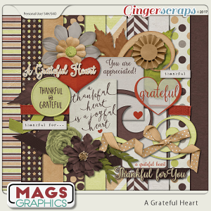 A Grateful Heart by MagsGraphics