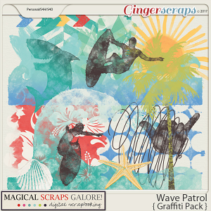 Wave Patrol (graffiti pack)