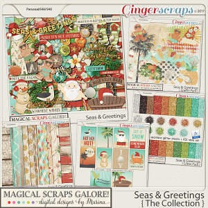 Seas & Greetings (collection)