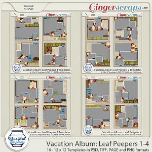 2021 DSD Grab Bag #1 by Miss Fish - VA Leaf Peepers 1-4