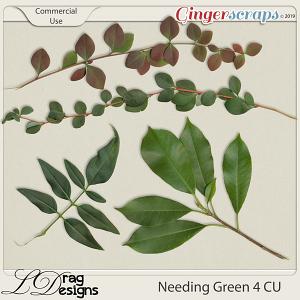Needing Green 4 CU by LDragDesigns