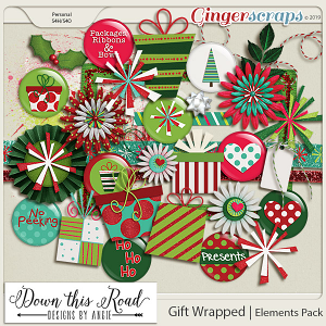 Gift Wrapped | Element Pack