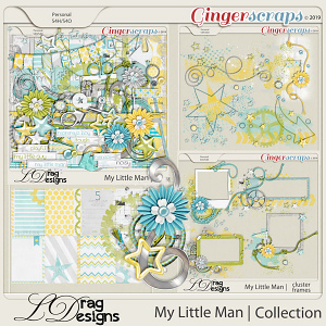 My Little Man: Collection by LDragDesigns