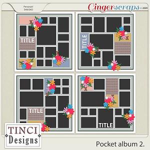 Pocket album 2.