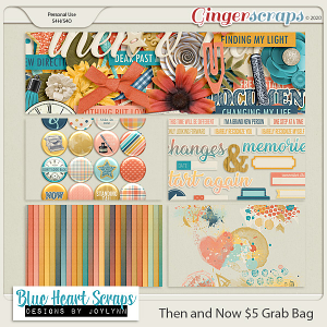 Then And Now $5 Grab Bag