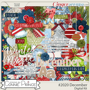 #2020 December - Kit by Connie Prince