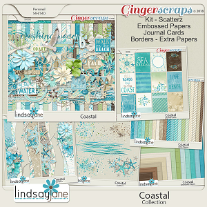 Coastal Collection by Lindsay Jane