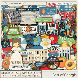 Best of Georgia (page kit)