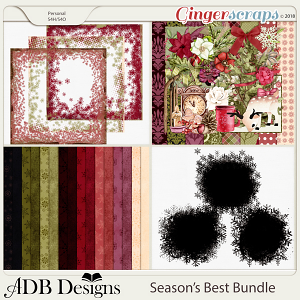 Season's Best Bundle by ADB Designs