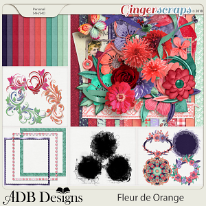Fleur de Orange Bundle