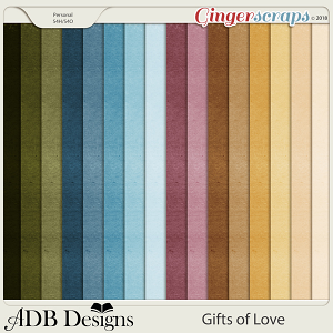 Gifts of Love Shabby Solids