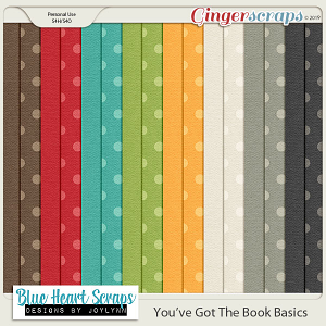 You've Got The Book Basic Paper Pack