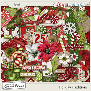 Holiday Traditions - Kit
