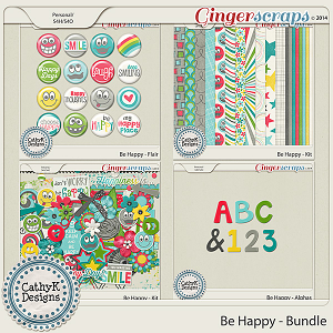 Be Happy - Bundle