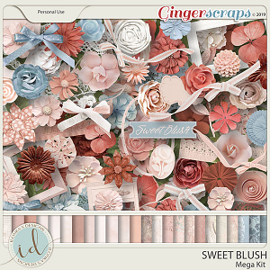 Sweet Blush Mega Kit by Ilonka's Designs