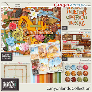 Canyonlands Collection by Aimee Harrison