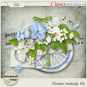 Flower melody Kit
