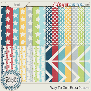Way to Go - Extra Papers