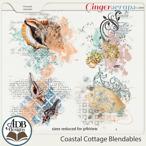 Coastal Cottage Blendables by ADB Designs