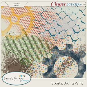 Sports: Biking Paints