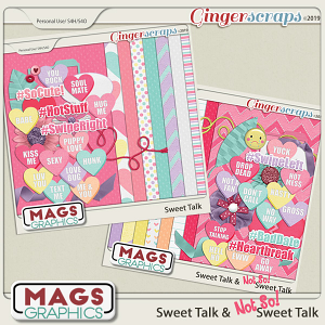 Sweet Talk (and Not So Sweet!) Combo KIT by MagsGraphics