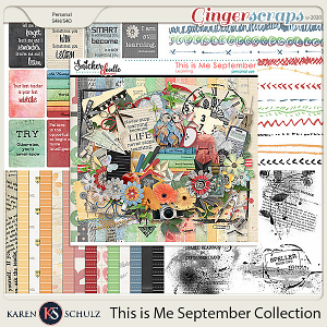 This is Me September Collection by Snickerdoodle Designs