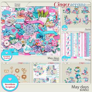 May days - bundle
