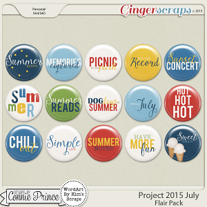 Project 2015 July - Flair Pack