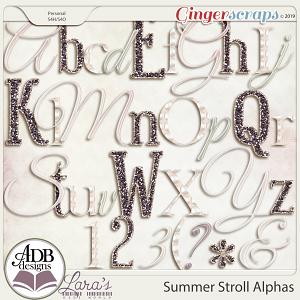 Summer Stroll Alphas