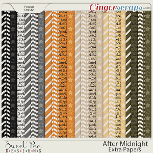 After Midnight Extra Papers
