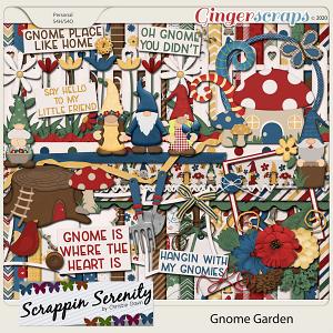 Gnome Garden {Kit}
