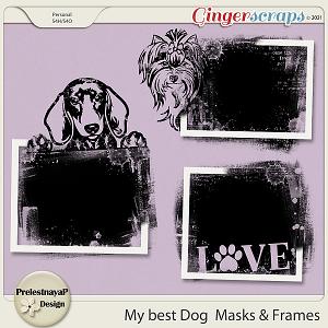 My best Dog Masks & Frames