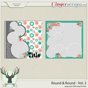 Round & Round Vol. 2