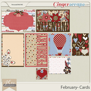 February Cards
